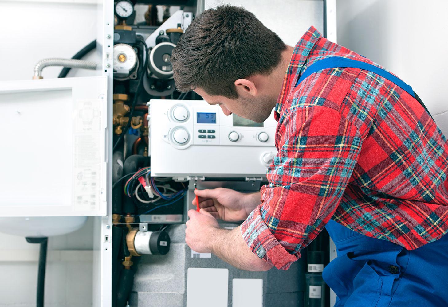 General plumbing and heating